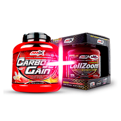 Pack Volúmen - Carbojet gain 4.9 libras + Cell zoom