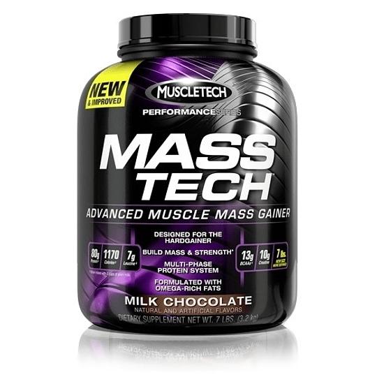 Ganador de Peso Mass Tech 7 Lbs  - Image 1