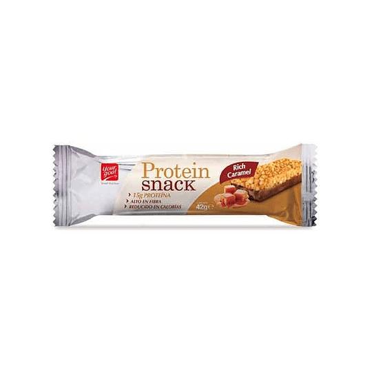 Protein Snack Rich Caramel - Caja x 5