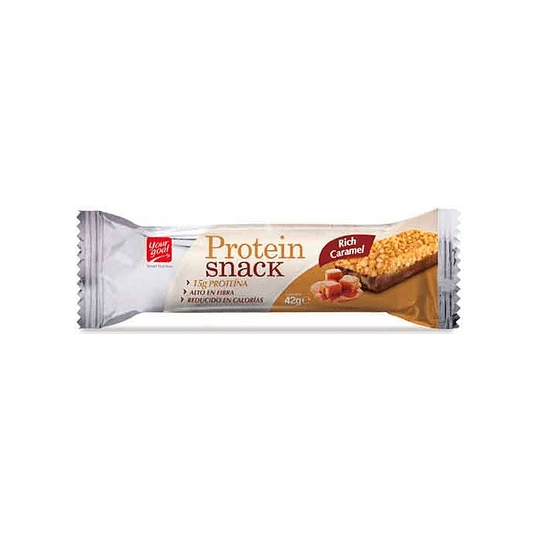 Protein Snack Rich Caramel - ( Caja x 5)  - Image 1