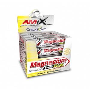 Magnesium Liquid Plus 20 X 25 ml