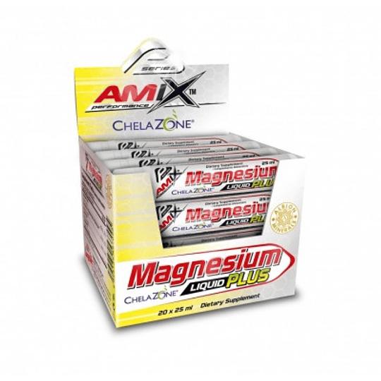 Magnesium Liquid Plus 20 X 25 ml - Image 1