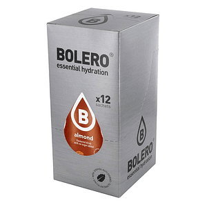 Bolero Almendra con Stevia ( 12 Sobres)