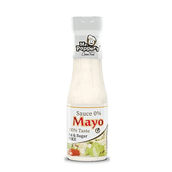 Salsa Mayonesa 0% Mr. Popper's