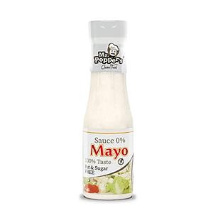 Salsa Mayonesa 0% Mr. Popper's
