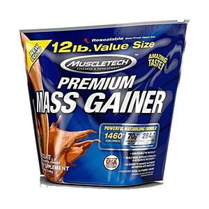 Premium Mass Gainer 12 Lbs. Muscletech