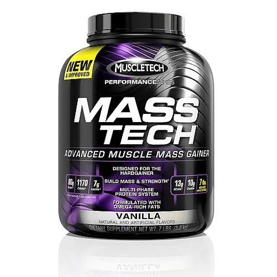 Ganador de Peso Mass Tech 7 Lbs  - Image 2