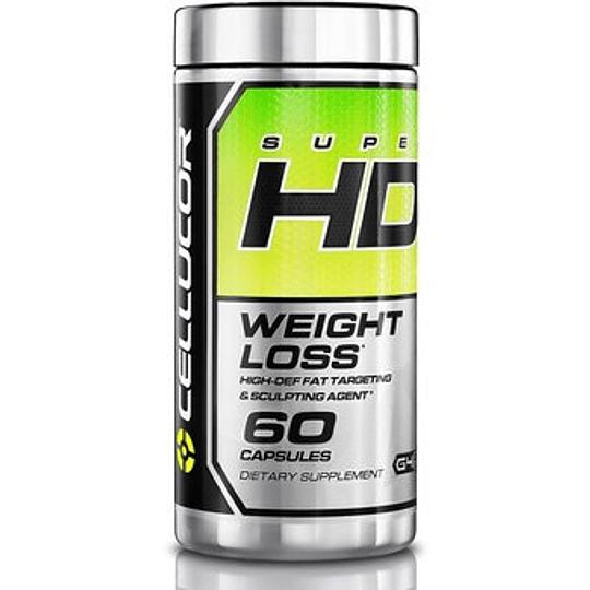 Super HD 60 Cápsulas