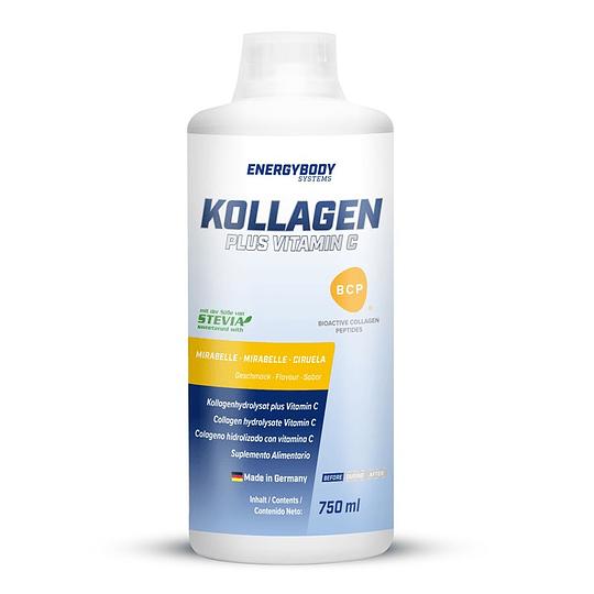 Colágeno Kollagen Plus  Vitamina C  750 ml