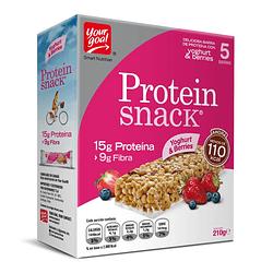 Protein Snack Yoghurt & Berries  - Caja x 5