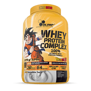 Whey Protein Complex DRAGON BALL Z - / 5 Lbs.