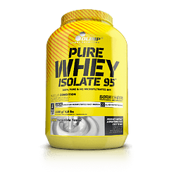 Pure Whey Isolate 95 - 4.8 Lbs