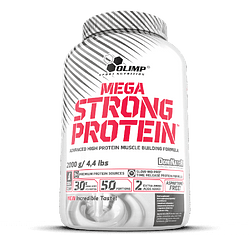 Mega Strong Protein 4.4Lbs
