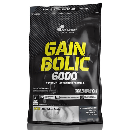 Gain Bolic 6000 15 Lbs Olimp
