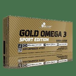 GOLD-OMEGA 3 SPORT EDITION