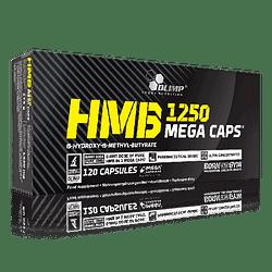 HMB 1250 - 120 MEGA CÁPSULAS