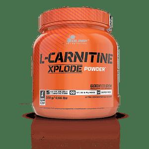 L-CARNITINE XPLODE POWDER 300 GR