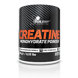 CREATINE MONOHYDRATE POWDER 250 GR.