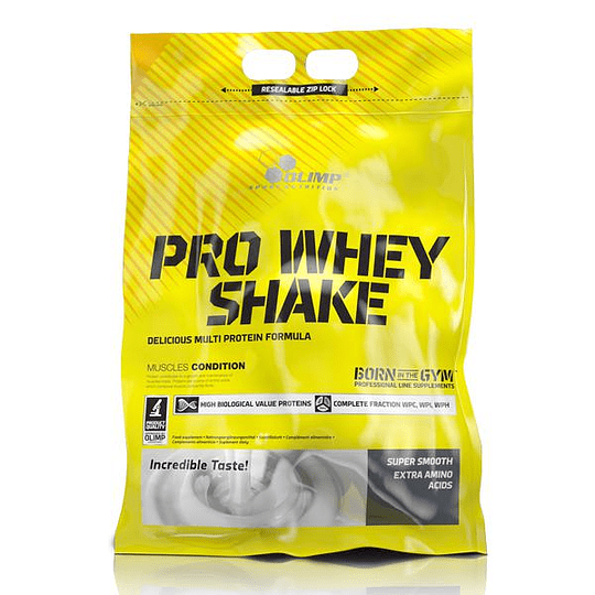 Pro Whey Shake - Bolsa 2270g / 5 Lbs