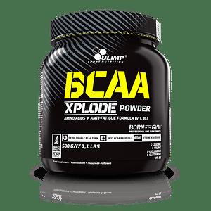BCAA XPLODE POWDER 500 GR.