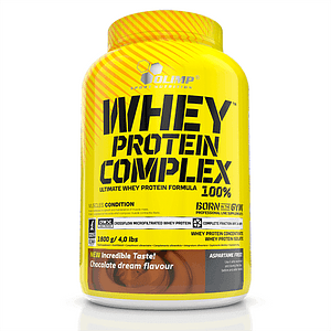 WHEY PROTEIN COMPLEX 100% /4 Lbs