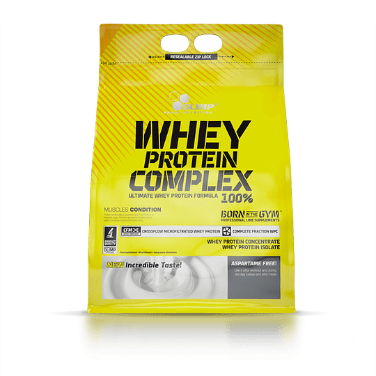 WHEY PROTEIN COMPLEX 100%  / 5Lbs
