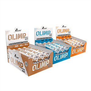 OLIMP PROTEIN BAR X 12 UNID.