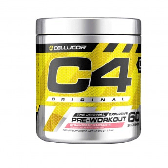 C4 Original Cellucor ( 60 Servicios )
