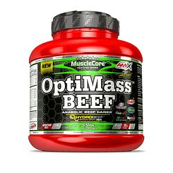 OptiMass Beef Amix  5.5 Lbs