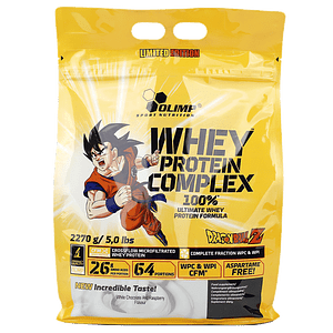 Whey Protein Complex DRAGON BALL Z /5 Lbs.