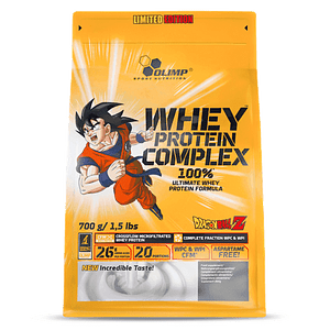 Whey Protein Complex DRAGON BALL Z 700 g / 1.5 Lbs