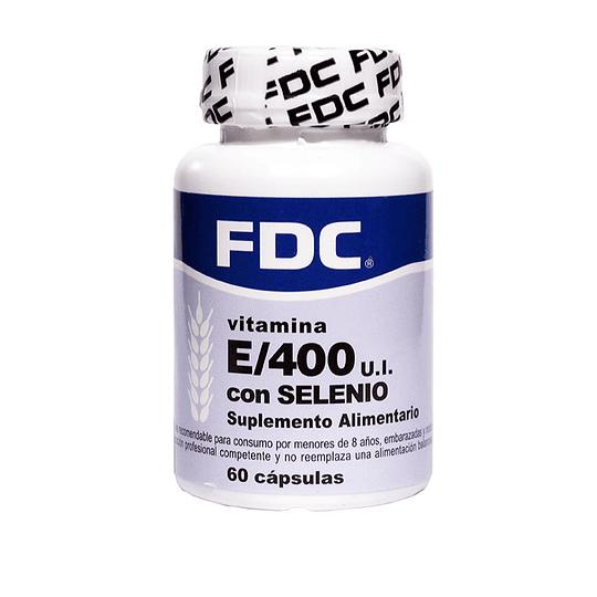 Vitamina E/400 u.i. con Selenio