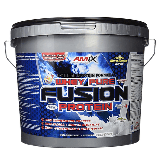 Proteína Whey Pure Fusion 8.8 Lbs