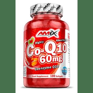 Coenzyme Q10 Amix 100 Softgels