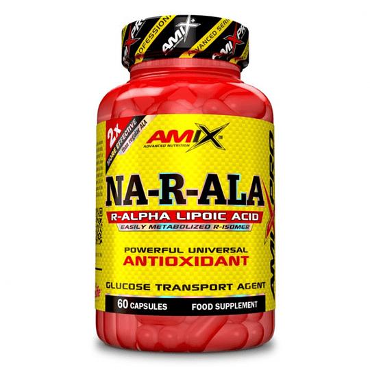 NA-R-ALA  60 CÁPSULAS AMIX
