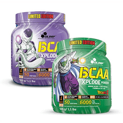 BCAA XPLODE POWDER / DRAGON BALL Z