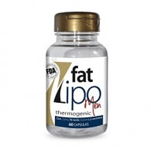 Fat Lipo Men 120 Cápsulas