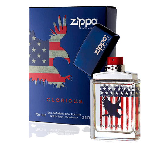 Zippo Glorious 75Ml Hombre
