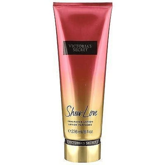Sheer Love Victorias Secret 236Ml Mujer  Crema