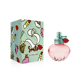 S By Smile Shakira 80Ml Mujer  Edt