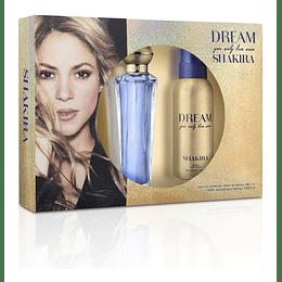 Dream Shakira Estuche 80Ml+Deo Estuche  Edt