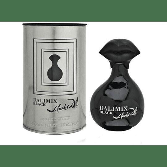 Dalimix Black Edt 100Ml Mujer