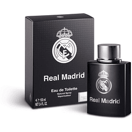 Black Real Madrid 100Ml Hombre  Edt