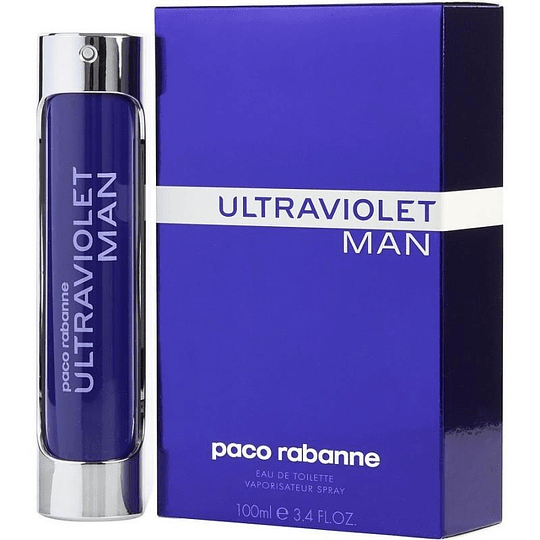 Paco Ultraviolet 100Ml Hombre