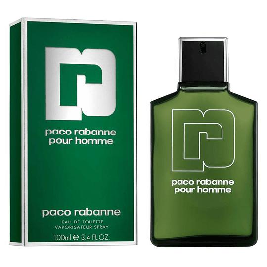 Paco Rabanne Tradicional 100Ml Hombre  Edt