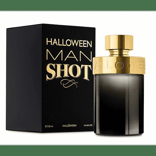 Halloween Man Shot Jesus Del Pozo 125Ml Hombre  Edt