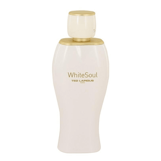 White Soul Ted Lapidus Tester 100Ml Mujer  Edp