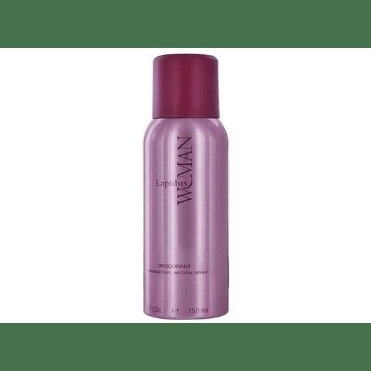 Lapidus Woman Desodorante 150Ml Mujer