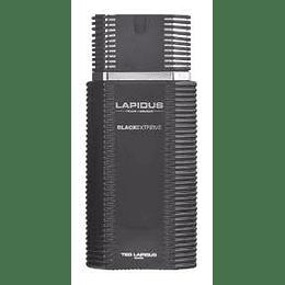 Lapidus Black Extreme Tester/Probador Edt 100Ml Hombre