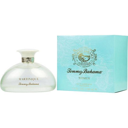 Tommy Bahamas Martinique 100Ml Mujer  Edp
